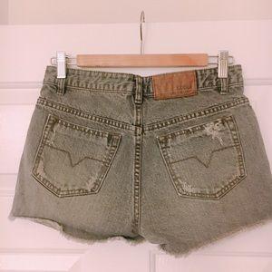 Shorts - Grey Shorts XS